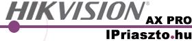 Hikvision AX PRO ipriaszto.hu logo